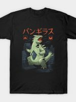 Mega Rock Dark Kaiju T-Shirt