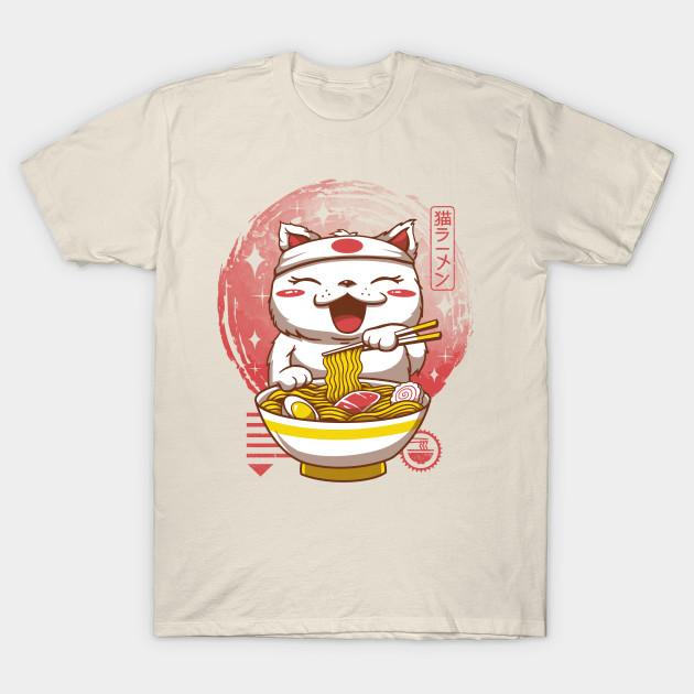 Neko Ramen T-Shirt