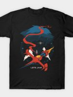 Retro Space Cowboy T-Shirt