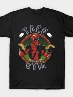 Retro Taco Gym T-Shirt