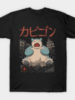Sleeping Kaiju T-Shirt