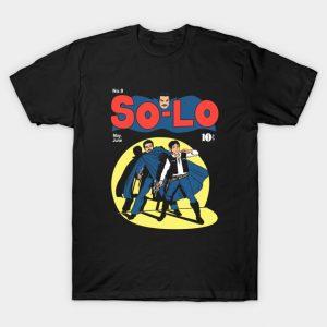 So-Lo Comic Cover