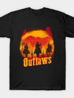 Sunset Outlaws T-Shirt