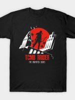 The Animated Tomb Raider T-Shirt