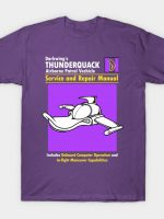 ThunderQuack Manual T-Shirt
