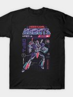 Video Game Robot - Model N T-Shirt
