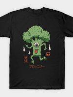 Yokai Broccoli T-Shirt