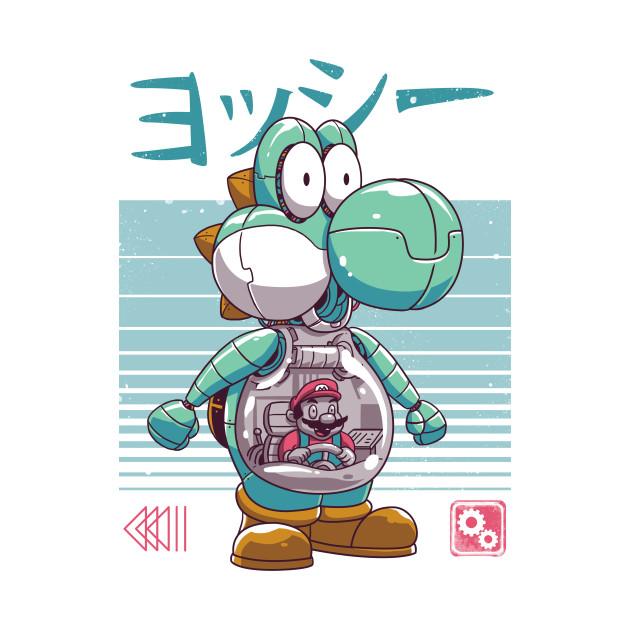 Yoshi Bot