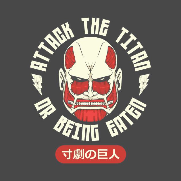 ATTACK THE TITAN