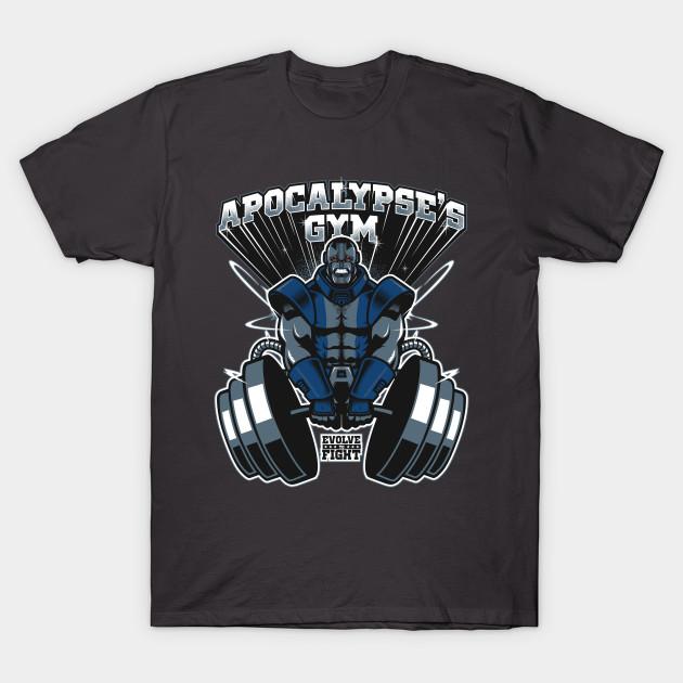 Apocalypse's gym