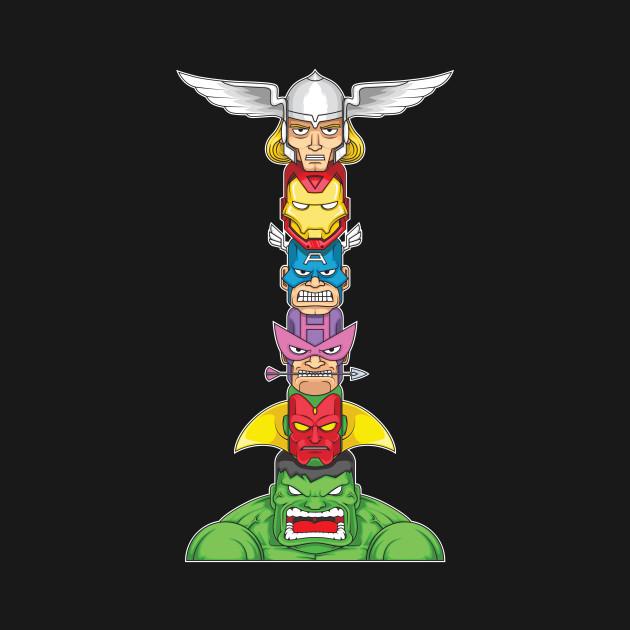 Avengers Totem