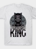 Black Panther Long Live the King T-Shirt