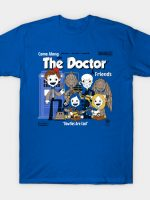 Come Along with the Doctor & Friends T-Shirt