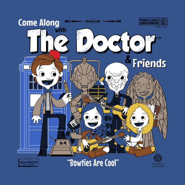 Come Along with the Doctor & Friends