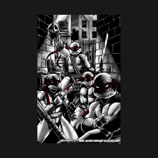 Death to Shredder