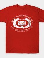 Dragon Roost Postal Service T-Shirt
