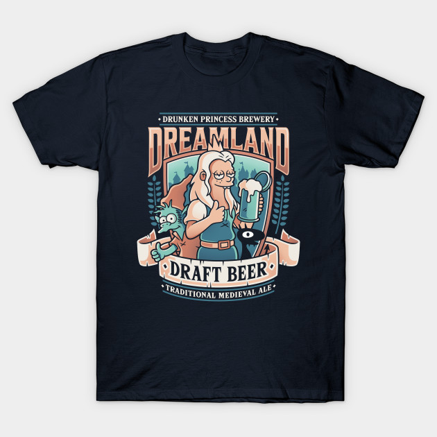Dreamland Draft Ale