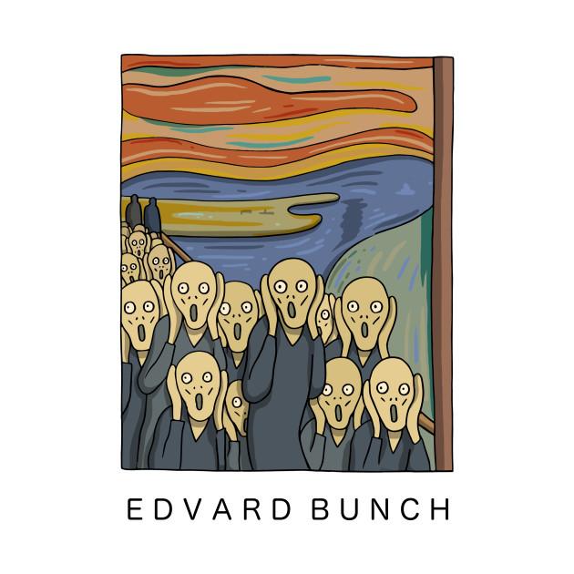 EDVARD BUNCH