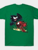 Echidna vs Hedgehog T-Shirt