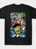 Evil Dead SpongeBob T-Shirt
