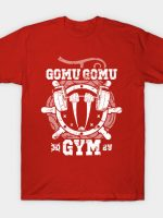 GOMU GOMU GYM T-Shirt