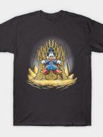 Gold throne T-Shirt