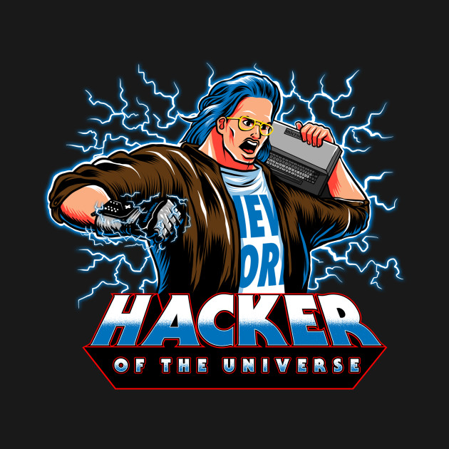 Hacker of The Universe