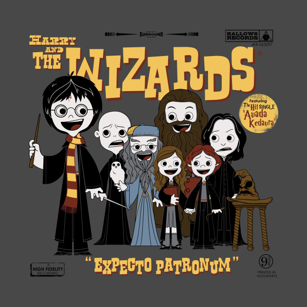 Harry and the Wizards