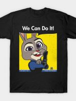 Judy can do it! T-Shirt