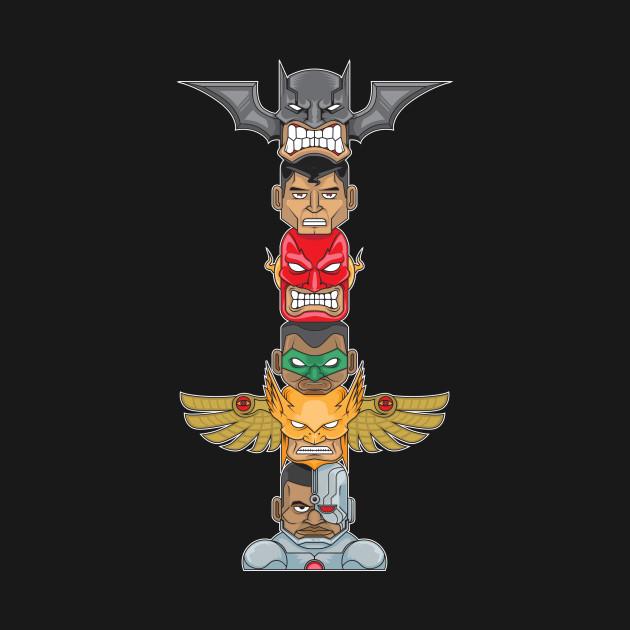 Justice Totem