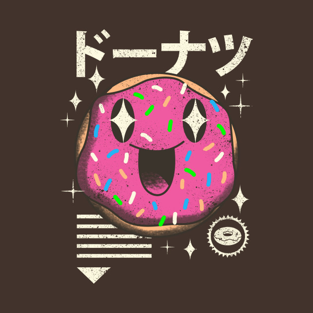 Kawaii Donut