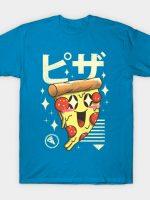 Kawaii Pizza T-Shirt