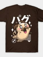 Kawaii Pug T-Shirt