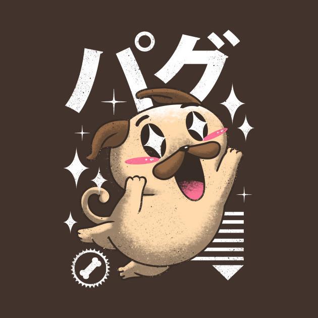 Kawaii Pug