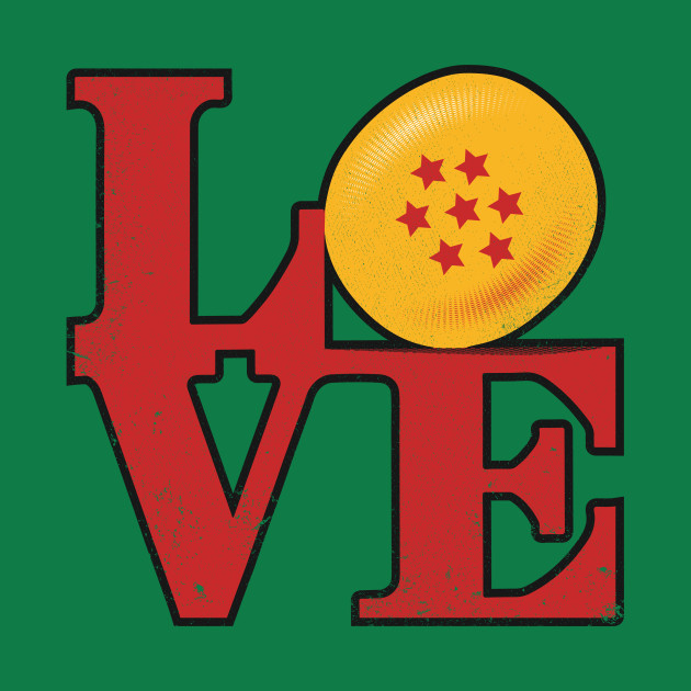 Love Dragonball
