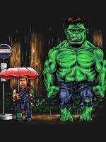 My Neighbor Hulk T-Shirt