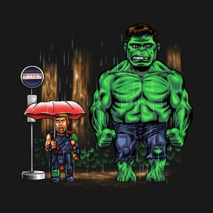 My Neighbor Hulk
