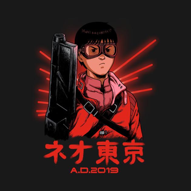 Neo Tokyo A.D 2019