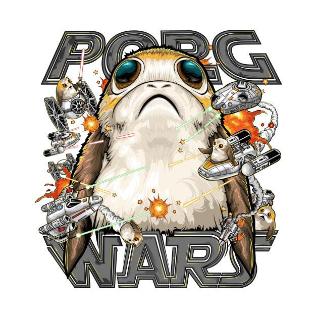 PORG WARS!