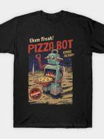 Pizza Bot T-Shirt