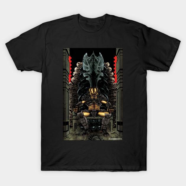 Predator Throne