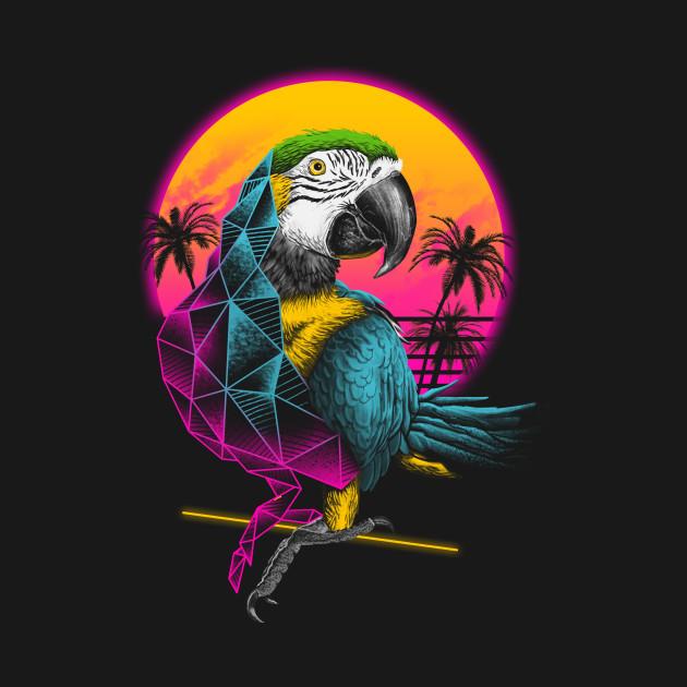 Rad Parrot