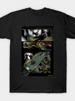Raphael Sequential Page T-Shirt