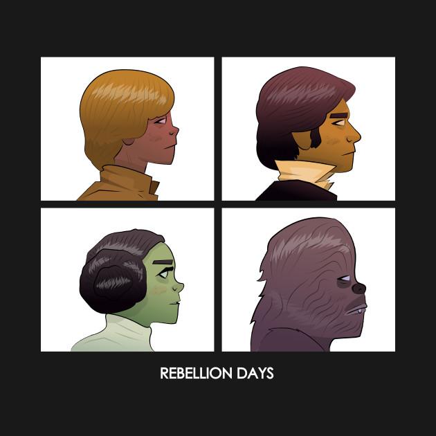 Rebellion days