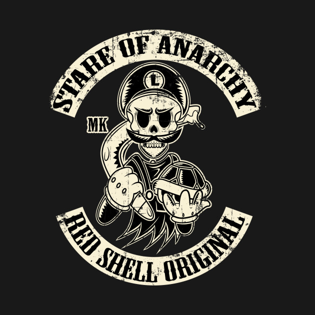 Stare Of Anarchy