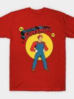 Super Mario Comic T-Shirt