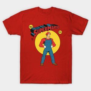 Super Mario Comic