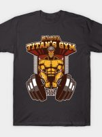 TITAN'S GYM - ARMOUR VER T-Shirt