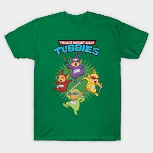 Teenage Mutant Ninja Tubbies