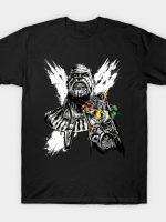 Thanos Infinity Gauntlet Avengers Infinity War T-Shirt